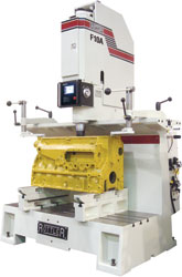 Rottler F10A Boring Sleeving machine