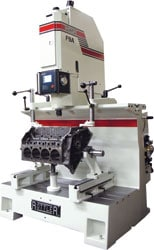 Rottler F9A Boring Sleeving machine