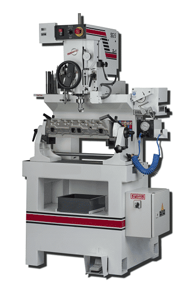 SG5 Valve Seat and Guide Machine