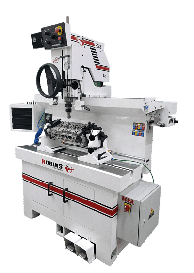 SG8 Valve Seat and Guide Machine